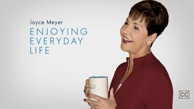 Joyce Meyer - Priorities