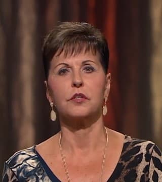 Joyce Meyer - Stop Running From God