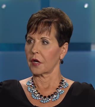 Joyce Meyer - Thoughts And Behavior