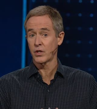 Andy Stanley - What Is Jesus' Take On Politics?