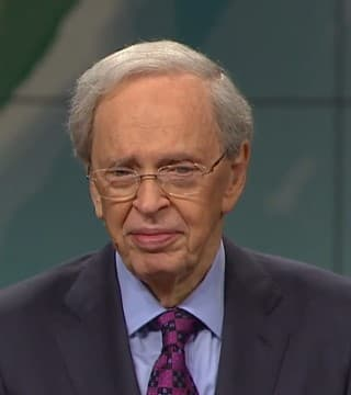 Charles Stanley - The Consequences of a Faith Failure