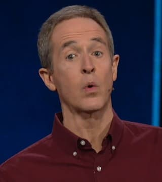 Andy Stanley - What Is The Role of the Church in Politics?