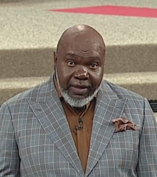 TD Jakes - Run After Your Destiny