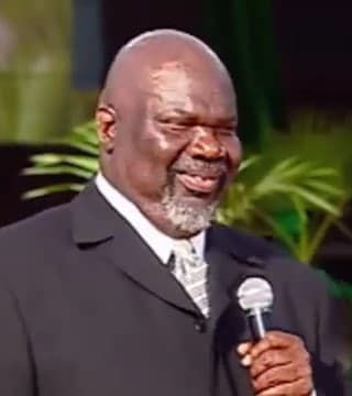 TD Jakes - Draw It Out Of Me