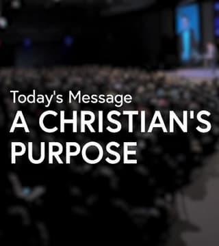 Leon Fontaine - A Christian's Purpose