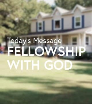 Leon Fontaine - Fellowship With God