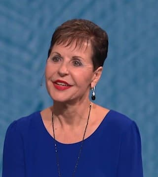 Joyce Meyer - How Does Your Mind Affect Your Joy?