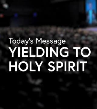 Leon Fontaine - Yielding To Holy Spirit