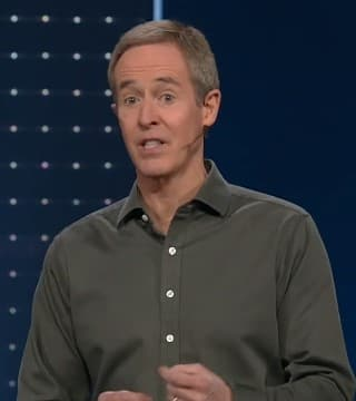 Andy Stanley - What Jesus Meant by Good News