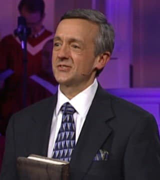 Robert Jeffress - Satan's Four Favorite Lies