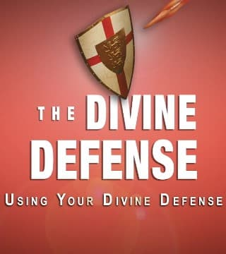 Robert Jeffress - Using Your Divine Defense