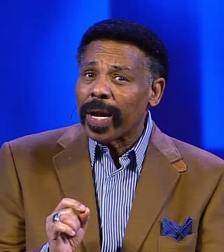 Tony Evans - What On Earth Is Going On?