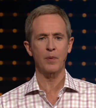 Andy Stanley - Becoming Better Through A Crisis