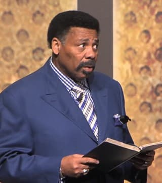 Tony Evans - Committing to the True God