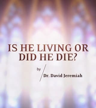 David Jeremiah - Is He Living or Did He Die?