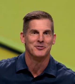 Craig Groeschel - Get Your Passion Back