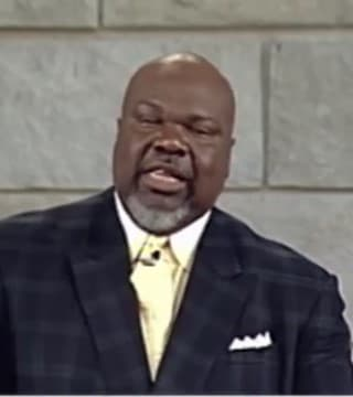 TD Jakes - Growing Into God's Favor