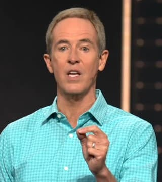 Andy Stanley - Surviving COVID (An Interview with Stuart and Kellee Hall)