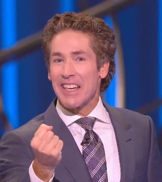 Joel Osteen - Remember What God Said