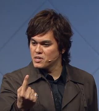 Joseph Prince - See Jesus' Beauty When The Veil Is Lifted