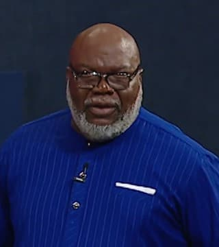 TD Jakes - Don't Burn The Baby