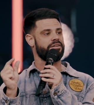 Steven Furtick - Let Go And Receive The Gift