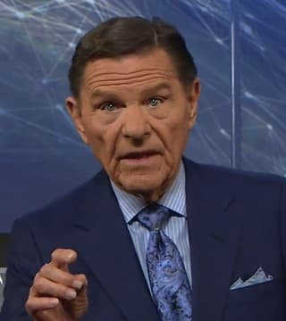 Kenneth Copeland - Strife Stops The Love That Fuels Faith