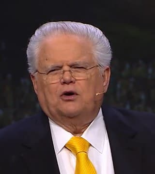 John Hagee - The Priceless Provision Entering The Land
