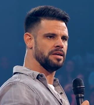 Steven Furtick - It's Time To Stop Running