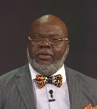 TD Jakes - The Power Of His Presence