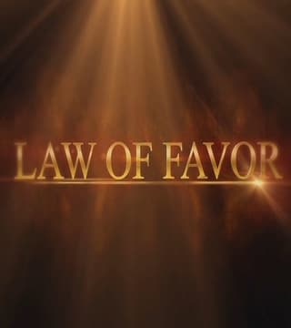 Bill Winston - The Law of Favor