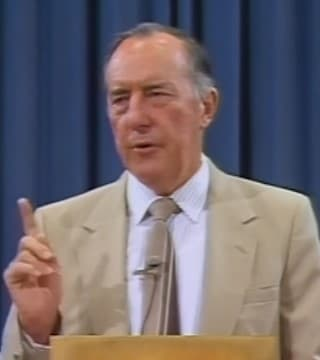 Derek Prince - Curses Can Be A Barrier To God's Blessing