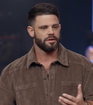 Steven Furtick - I Feel Like I'm Carrying This Alone