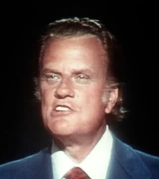 Billy Graham - Getting a Piece of the Rock