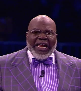 TD Jakes - Playing Catch Up with Your Dream