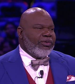 TD Jakes - It's Up to You