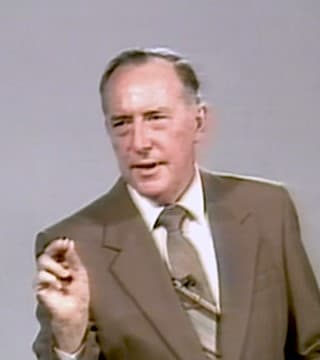 Derek Prince - Man's Desire to Control Things