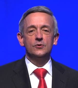 Robert Jeffress - Choosing Faith Over Worry