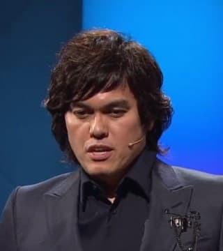 Joseph Prince - Jesus: The End Of Your Struggles