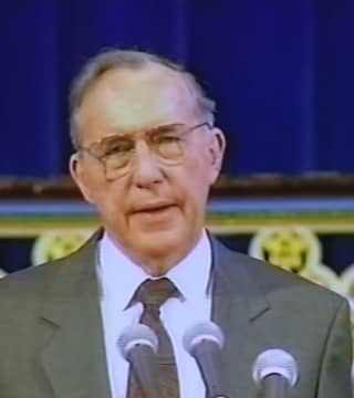 Derek Prince - The Cause For The Breakup Of Families