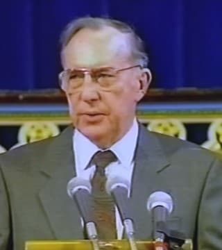 Derek Prince - We Don't Like To Talk About God's Judgment Anymore