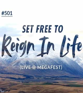 Joseph Prince - Set Free To Reign In Life (Live at MegaFest)