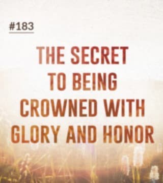 Joseph Prince - The Secret To Being Crowned With Glory And Honor