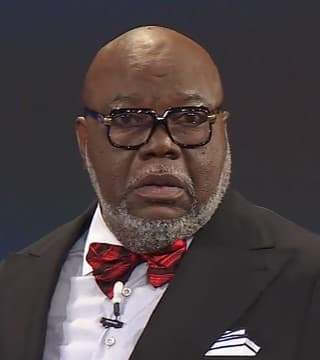 TD Jakes - Uproot It