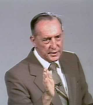 Derek Prince - Witchcraft as an Expression of Man's Rebellion Against God