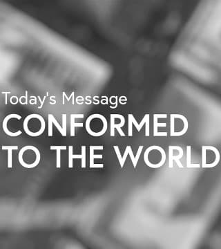 Leon Fontaine - Conformed to the World