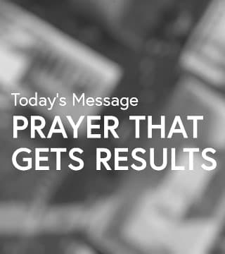Leon Fontaine - Prayer That Gets Results