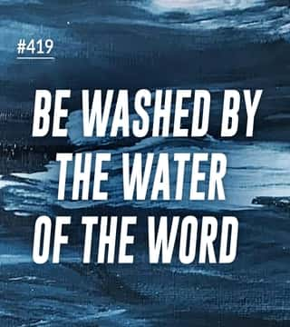 Joseph Prince - Be Washed By The Water Of The Word