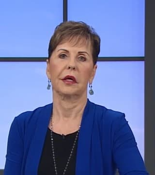 Joyce Meyer - Calm Down and Cheer Up - Part 3