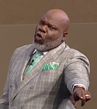 TD Jakes - God Won't Jerk You Around